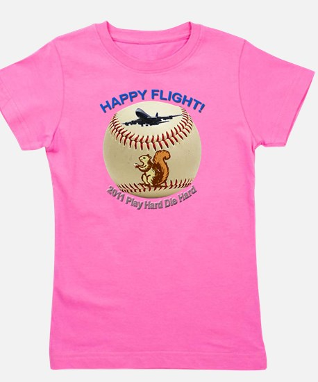 Happy flightforwhite copy Girl's Tee