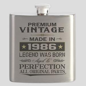 PREMIUM VINTAGE 1986 Flask