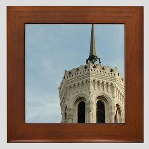 France, Rhone-Alps, Lyon, Basilique No Framed Tile