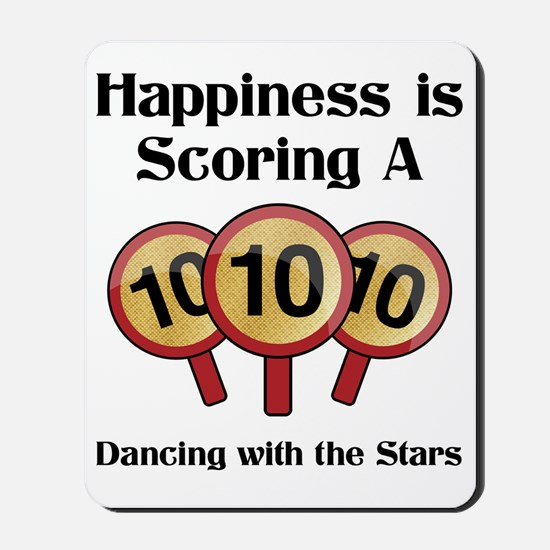 Happiness10 Mousepad
