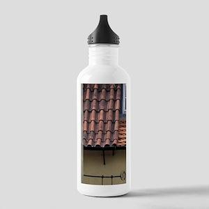 Europe, Czech Republic Stainless Water Bottle 1.0L