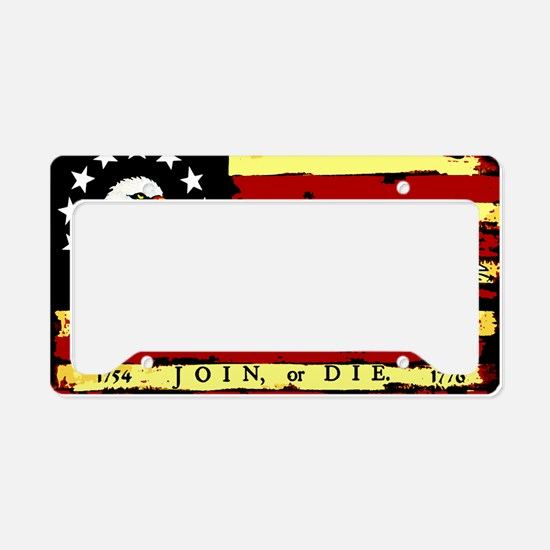 joinfinal12 License Plate Holder
