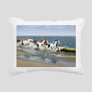 laptop_skin_Painted Ocea Rectangular Canvas Pillow