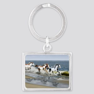 toiletry bag Landscape Keychain