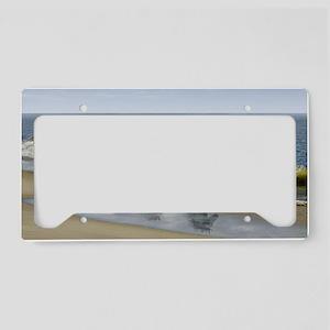 toiletry bag License Plate Holder