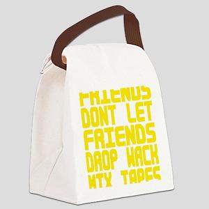 Friends don let3 Canvas Lunch Bag