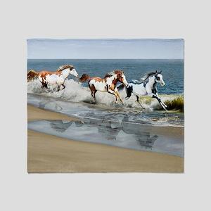 PILLOW_Painted Ocean Throw Blanket