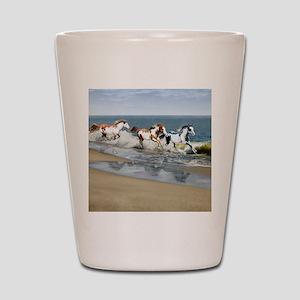 PILLOW_Painted Ocean Shot Glass