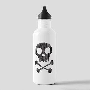 skull copy Stainless Water Bottle 1.0L