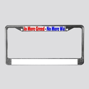 anmorewr License Plate Frame