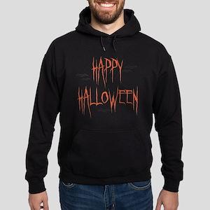 happyhallo copy Hoodie (dark)