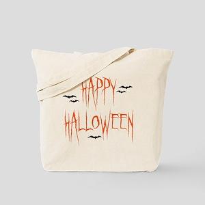 happyhallo copy Tote Bag