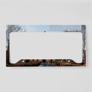 1_castillos_got License Plate Holder