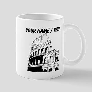 Custom Colosseum Mugs