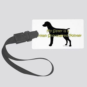 GSPSister Large Luggage Tag