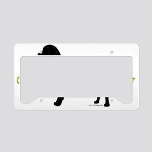 GSPSister License Plate Holder