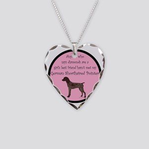 GSPColorGBF Necklace Heart Charm
