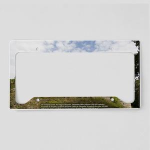 11_got License Plate Holder