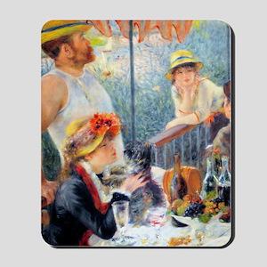 Renoir Boating K/N Mousepad