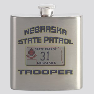 NEBRASKAPLATE Flask