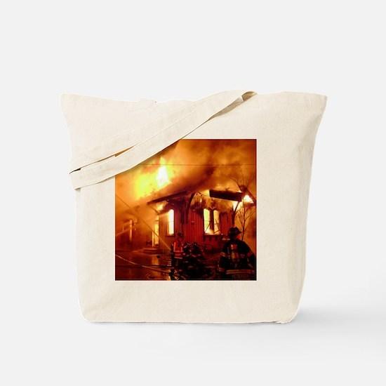 Fireman 09 Tote Bag