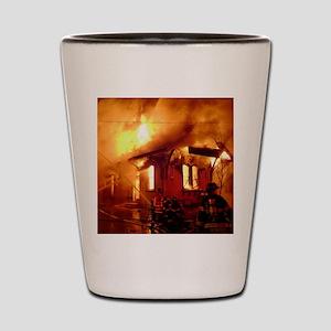 Fireman 09 Shot Glass
