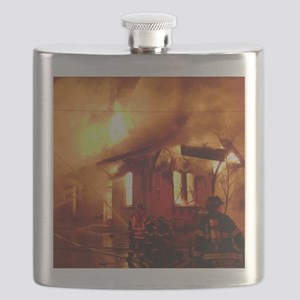 Fireman 09 Flask