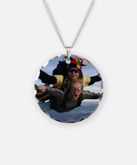 Skydive 12 Necklace