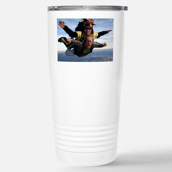 Skydive 12 Stainless Steel Travel Mug