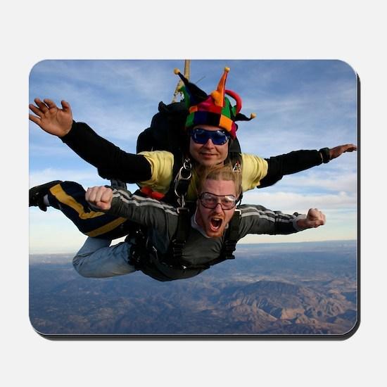 Skydive 12 Mousepad