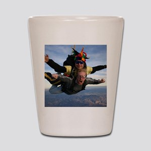 Skydive 12 Shot Glass