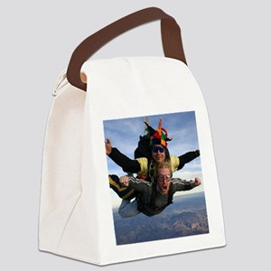 Skydive 12 Canvas Lunch Bag