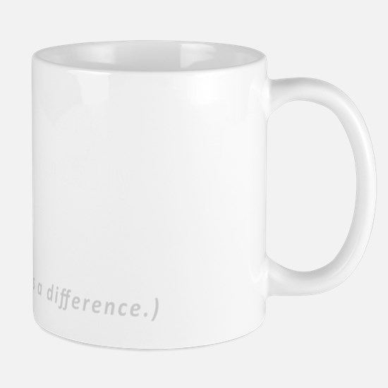 Not_a_jerk_white Mug