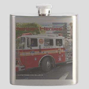 Fireman 06 Flask