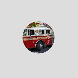 Fireman 06 Mini Button