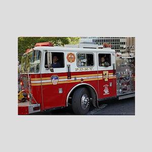 Fireman 06 Rectangle Magnet