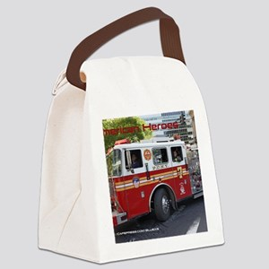Fireman 06 Canvas Lunch Bag