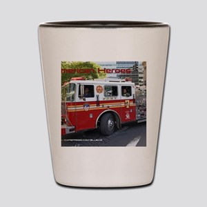 Fireman 06 Shot Glass