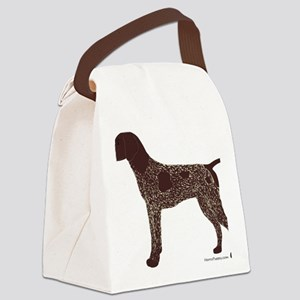 GSPColor Canvas Lunch Bag
