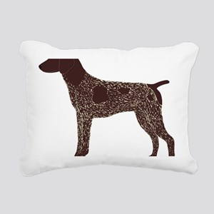 GSPColor Rectangular Canvas Pillow