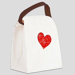 Iheartedward1dk Canvas Lunch Bag