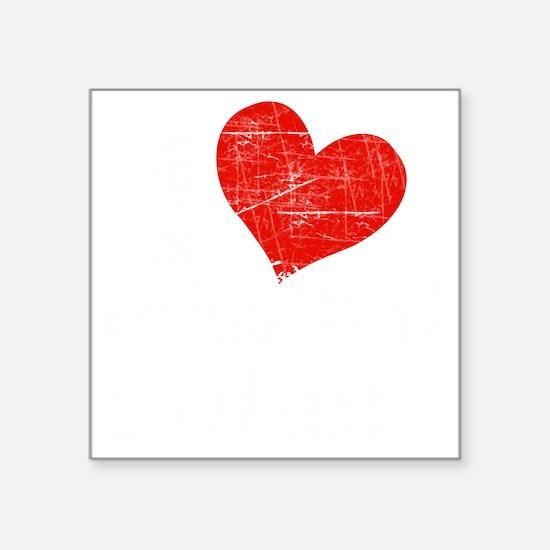 """Iheartedward1dk Square Sticker 3"""" x 3"""""""