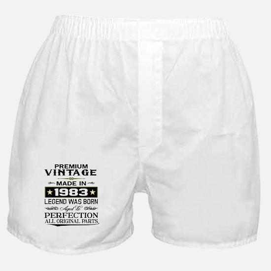 PREMIUM VINTAGE 1983 Boxer Shorts