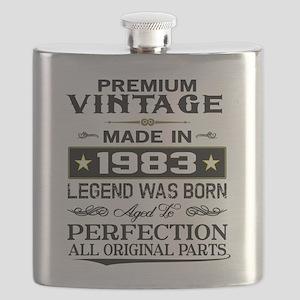 PREMIUM VINTAGE 1983 Flask
