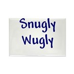 Snugly Wugly Rectangle Magnet (100 pack)