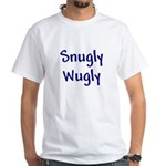 Snugly Wugly White T-Shirt
