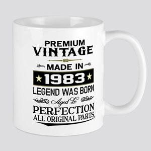 PREMIUM VINTAGE 1983 Mugs