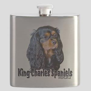 kingcharlesspaniel-t Flask