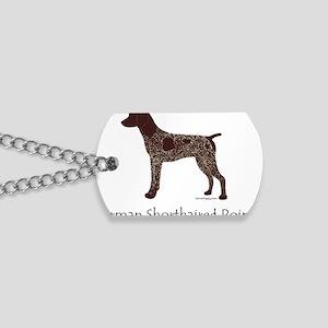 GSPColorWords Dog Tags