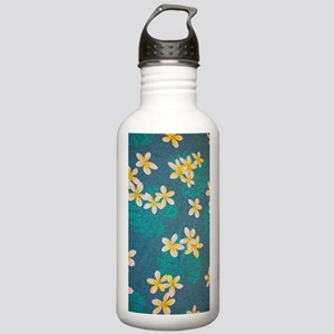 yellowgreenplumiphone3 Stainless Water Bottle 1.0L